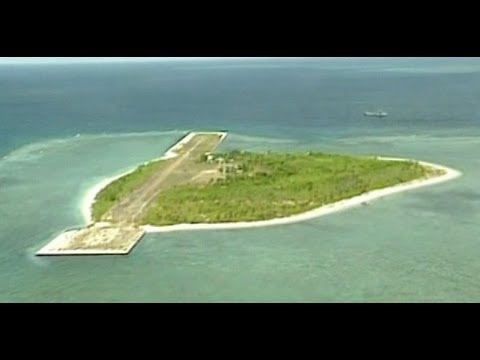China and Philippines Dispute South China Sea (Portfolio)
