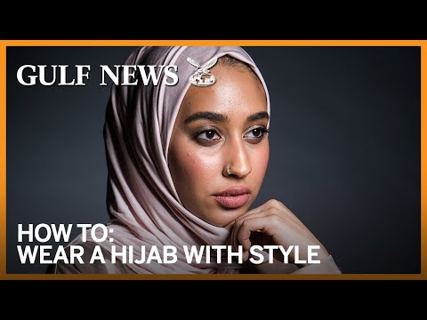 Wear a hijab with style thumbnail