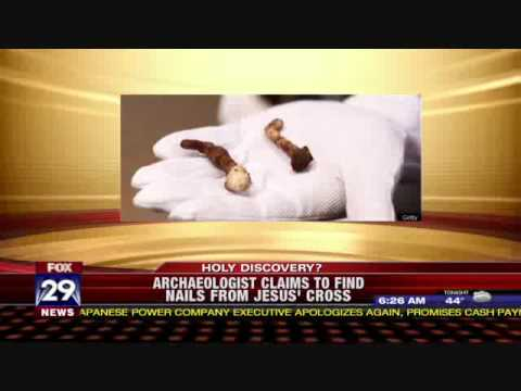 Fox News - Nails of the Cross