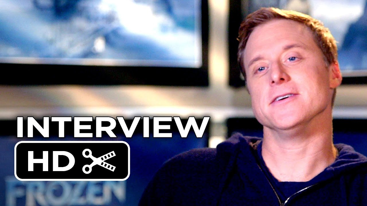 Frozen Interview - Alan Tudyk (2013) - Disney Animated Movie HD ...