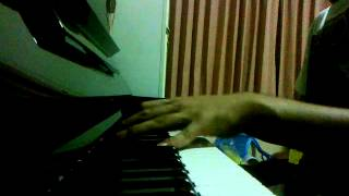 The mousses-ลัก Piano Cover By TanM