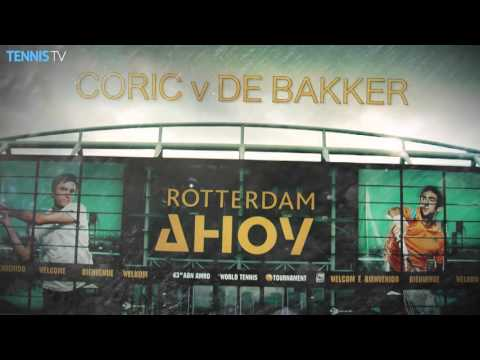 2016 ABN AMRO World Tenns Tournament - Monday Highlights
