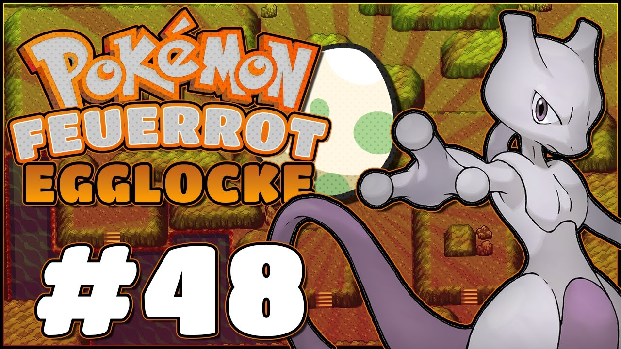 pokemon feuerrot egglocke 48 das gro e finale mit mewtu youtube. Black Bedroom Furniture Sets. Home Design Ideas