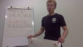 Valmennustavat ja tavoitteet ( treenivalmennus )