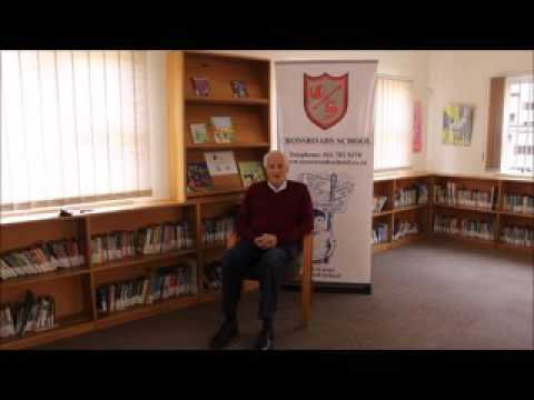 John Perks - Headmaster of Crossroads School  from 1983 – 1987