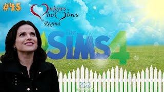 Sims 4 - Once Upon a Time | Mujeres, hombres y viceversa | #45