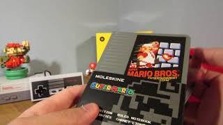 Super Mario Moleskine Notebooks