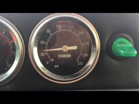 УАЗ Патриот на пневме в минус 27 с новым аккумулятором