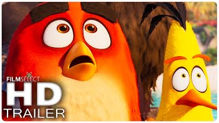 THE ANGRY BIRDS MOVIE 2 Trailer (2019) thumbnail