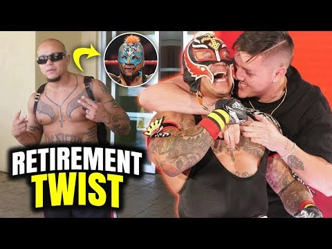 REY'S RETIREMENT CEREMONY SECRET! Why Rey Mysterio Is Actually RETIRING On WWE RAW (Dominic Debuts)