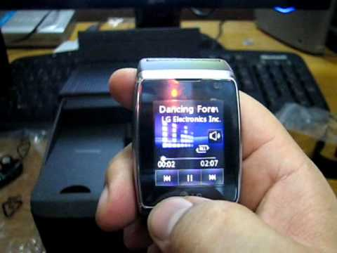 Video Review Watch Phone GD910C