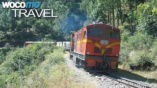 Die Kalka-Shimla-Bahn  (Reisedokumentation in HD) | Auf schmaler Spruch durch Indien - Teil I