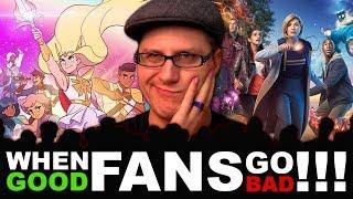 Toxic Fandom: When Good Fans Go Bad