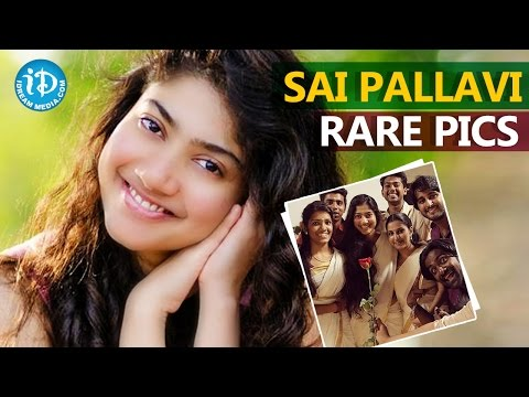 Premam Actress Sai Pallavi Rare and Unseen Pics