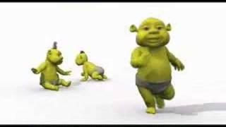 Shrek Dancing Babies
