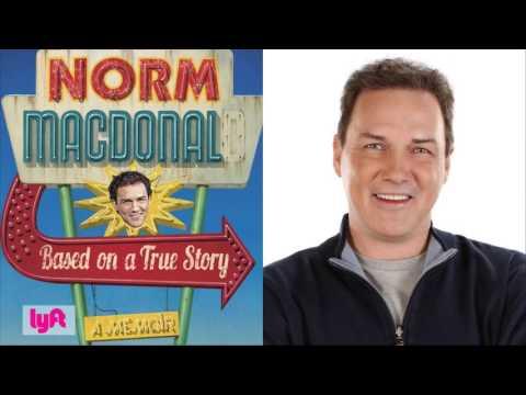 Norm MacDonald Almost Made Andrew Klavan Crash His Car