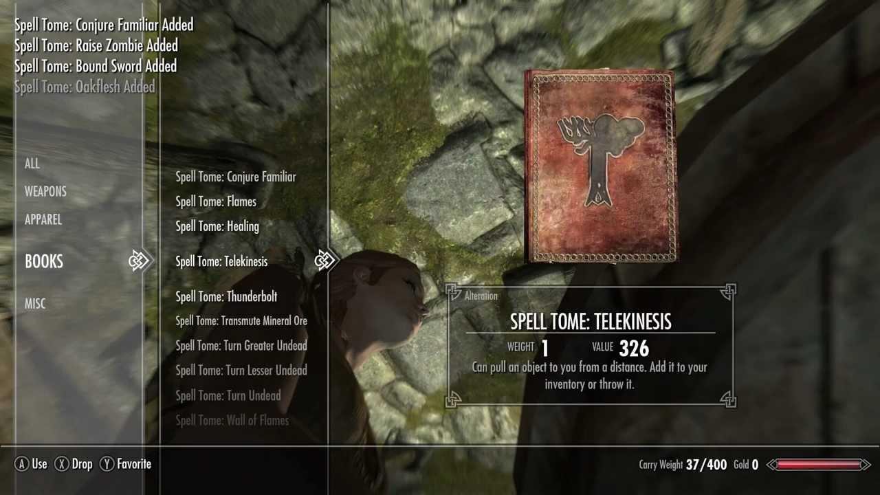 Elder Scrolls V: Skyrim Cheats