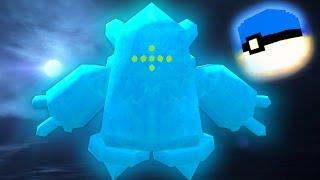 "Minecraft Pixelmon Lucky Block Island - ""SPOOKY LEGENDARY!?"