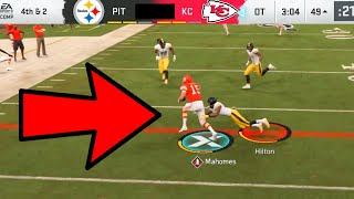 THE LONGEST GAME EVER ENDS IN SHOCKING FASHION! Madden 20 Online Gameplay