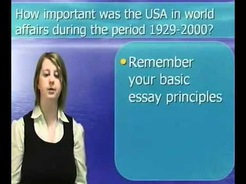 write good gcse history essay English language (gcse & a-level) essay writing tips title  essay writing tips  quick revise there are many key writing techniques required to achieve the best grades  good essay practice should include:-planning  make sure you write a brief plan for your answer in your plan you should identify very clearly around six distinct points.
