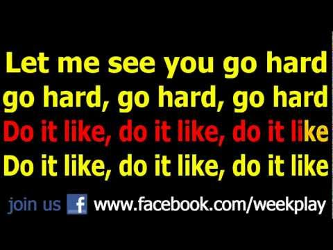 "Kreayshawn - ""Go Hard"" Lyrics (La La La)"
