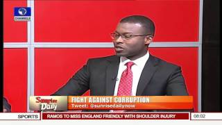 Taraba Tribunal: INEC's Hands Are Tied By Law – Onigbanjo Pt.3 10/11/15