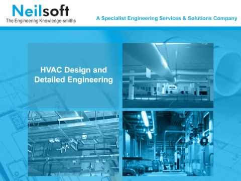 HVAC design and detailed engineering at Neilsoft
