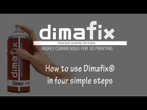 How to use Dimafix