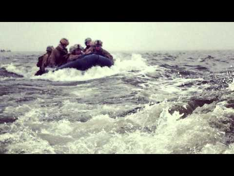 26 MEU MRF Maritime Interdiction Operations