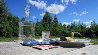 Как я делал домашнюю кедровую водку по методике 1792 года. / Самогоноварение