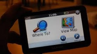 видео Обновить карту GPS