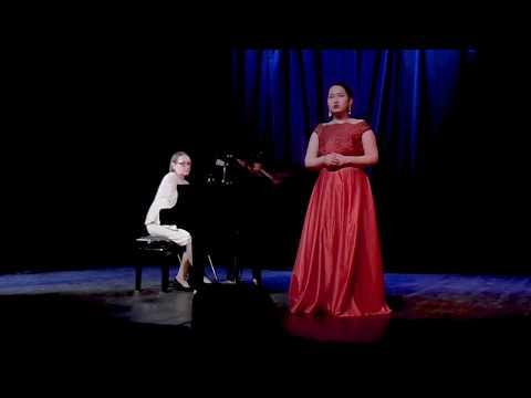 Aria Liu From The Opera Turandot