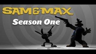 SAM & MAX   MAX FOR PRESIDENT   [P2] [EP4]