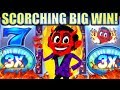 ★SCORCHING WIN!★ SPIN FERNO 😅RECKLESS $10.00 BETS Slot Machine Bonus (IGT)