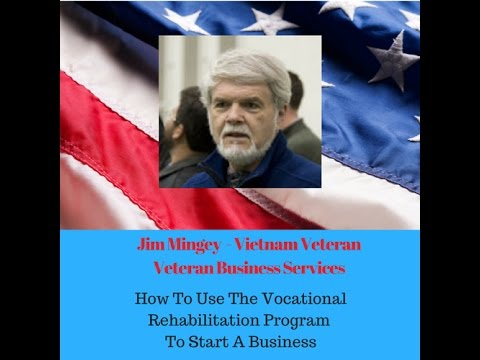 Using VOC Rehab To Start a Business - Chapter 31 Track Three