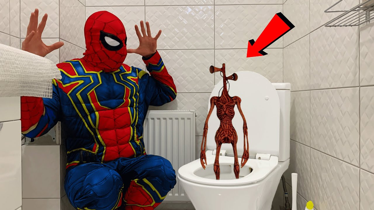 Spider-Man Problems İn Real Life