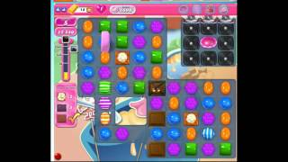 Candy Crush Saga Level 1598 No Boosters