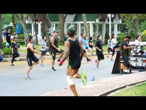 Discover Bangkok: Exercise and Wild Animals at Lumpini Park