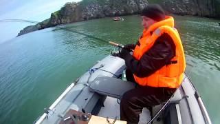 Камчатка - Морская рыбалка часть вторая