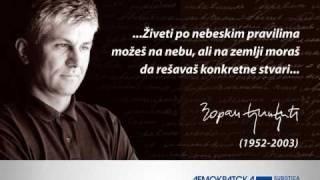 Zoran Đinđić - Sat