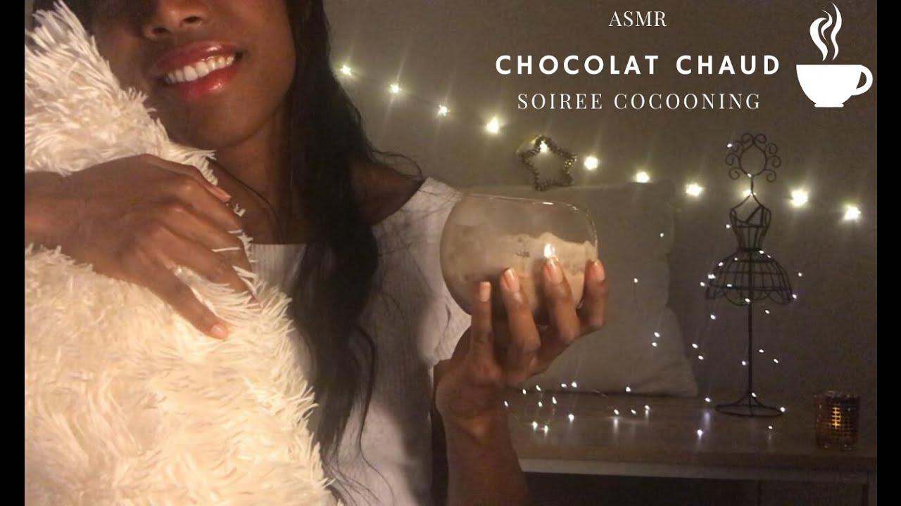 Asmr Françaisle Plus Gourmand Des Chocolats Chauds Pour Tendormir Notre Soirée Cocooning
