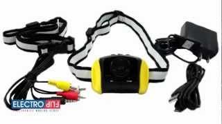 HeadCam 2 - Forehead Camera / Head Camera - ElectroFlip.com