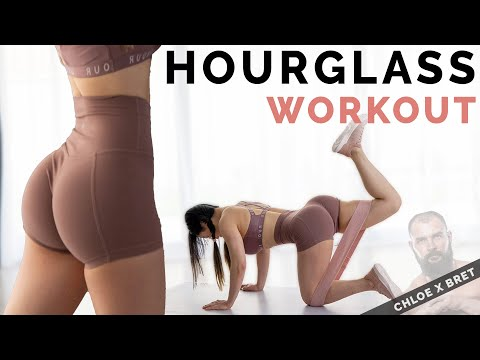 Hourglass Workout   Round Booty   Chloe x The Glute Guy