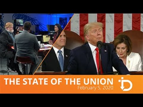 The Download — The State of the Union