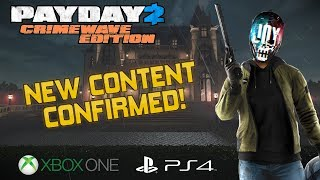 Payday 2 NEW CONSOLE INFO | Joy CONFIRMED, Matchmaking, Release Date Updated! Mp3