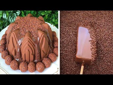 My Favorite Chocolate Cake Decorating Ideas | Best Chocolate Cake Recipes | Mr Cakes #2