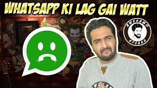 WHATSAPP KI LAGI WATT | AWESAMO SPEAKS
