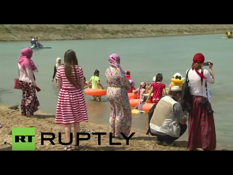 Russia: Chechnya opens its first women-only beach