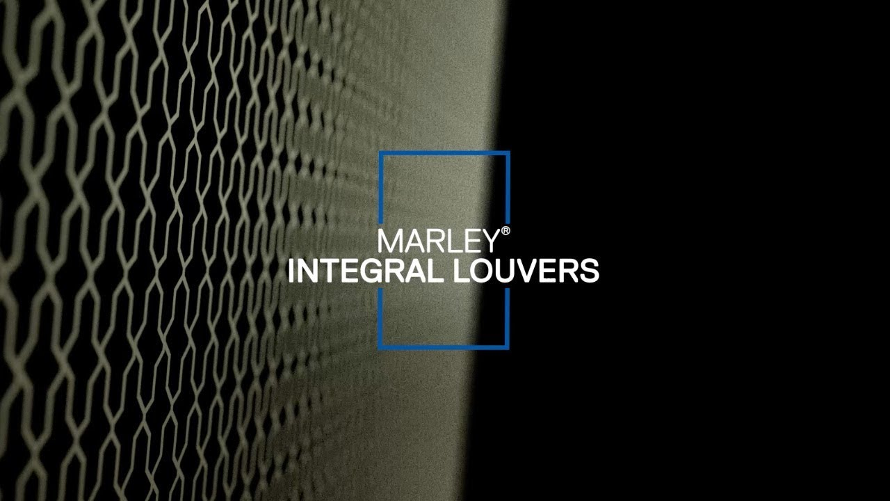 Marley® Integral Louvers Video
