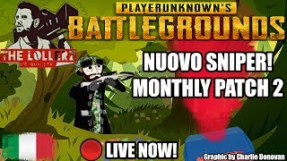 🔴PLAYERUNKNOWN'S BATTLEGROUNDS - CI PROVO CON MARLBORO! (NO SEX) - GAMEPLAY ITA LIVE 1080 60
